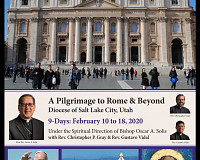 Pilgrimage 2020 Bishop Oscar A Solis